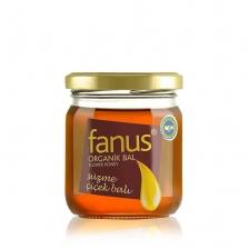 Fanus Organik Çiçek Balı 225g