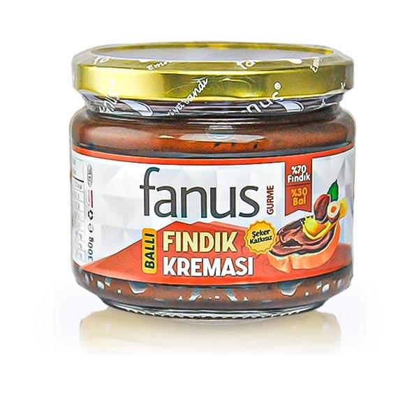 Fanus Ballı Fındık Kreması 300g
