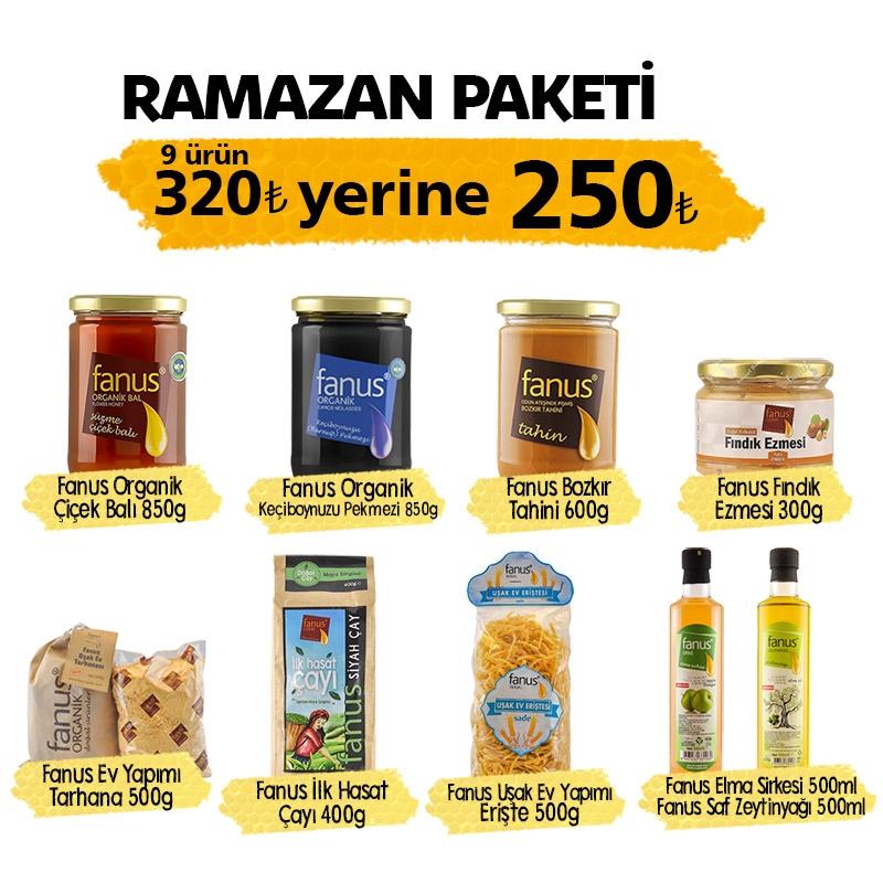 Fanus Ramazan Paketi